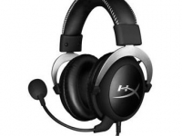Auriculares Gaming Kingston HyperX Cloud Pro, micrófono, conector 3.5mm, Negro.