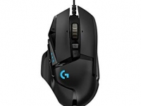Mouse Logitech G502 Hero 16000 Dpi Rgb Gaming & Professional