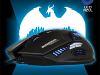 MOUSE GAMER MICRONICS THERODACTIL