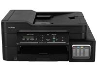 IMPRESORA BROTHER DCP-T710W multifuncional de inyección de tinta a color con conectividad en red inalámbrica, unidad ADF 27 ppm en negro y 23 ppm a color