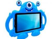 TABLET ADVANCE Android 6.0, ALMACENAMIENTO 8GB, RAM 1GB + Incluye protector de goma personaje Monster