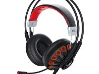 Auriculares Gaming Genius HS-G680, 50mm, USB, Negro, microfono, control en linea.