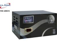 Estabilizador Elise FX Evolution 1000, Sólido, 1.0kVA, 4 tomas a 220V, 1 toma Bypass.