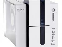 Impresora de tarjetas de PVC MARCA: EVOLIS MODELO: Primacy Duplex