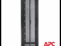 Gabinete APC AR3150 NetShelter SX 42U 750mm de ancho x 1070 mm de profundidad, con paneles laterales, negro