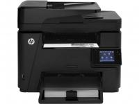 Multifuncional HP LaserJet Pro MFP M225dw: Impresora Láser Blanco y Negro, Copiadora, Escáner y Fax, Pantalla Touch de 3