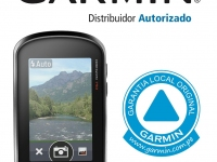 Gps Garmin Oregon 750 + Estuche CAMARA 8MP, PANTALLA TACTIL TRANSFLECTIVA