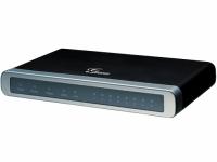 Gateway VOIP GrandStream GXW-4104, 4 FXO, 2PT RJ-45 (10/100Mbps), Video Input, Adaptador Autovoltaje, Presentación en caja