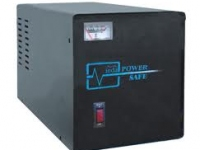 ESTABILIZADOR ELISE IEDA PODER SAFE LCR-10, SOLIDO, 1 KVA, 220VAC, 4 TOMAS A 220VAC
