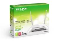 ROUTER 3G/4G TP-LINK TL-MR3420 + MODEM USB LIBERADO PARA TODO OPERADOR 3G DE ALTA VELOCIDAD + CONFIGURACIÓN