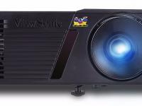 PROYECTOR VIEW SONIC PJD5153 SVGA DLP 3300 LUMENES VGA BLACK