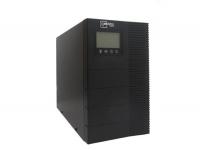 UPS Elise UDC-2K-T-G2, On-Line, 2000 VA, 1800 W, 220VAC, Monofásico con tierra, USB. Tecnología de doble conversión, 4 tomas NEMA 5-15R, diseño DSP permite un control preciso y fia
