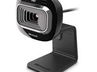 MSFT LIFECAM HD-3000 Cámara web MICROSOFT LifeCam HD-3000, interfaz USB 2.0, resolución de vídeo 1280x720, imágenes de 1280x800, zoom 4x, micrófono integrado.